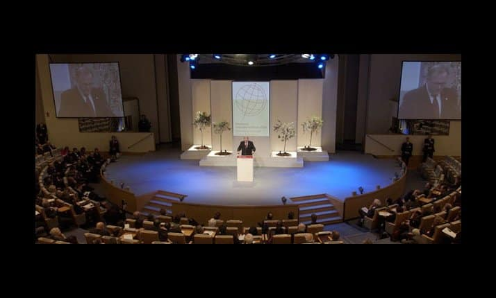 The Stockholm International Forum on the Holocaust, January 2000