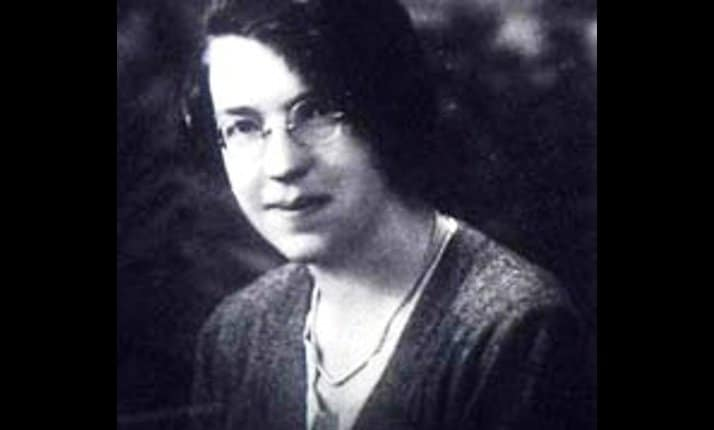 Jain Haining, a Scottish Christian who cared for 400 Jewish children. She perished in Auschwitz in July 1944. Jane Haining was recognised by Yad Vashem as 'Righteous Among the Nations' on 27 January 1997, the 52nd anniversary of the liberation of Auschwitz.