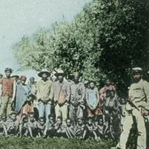 Concentration camps in German South-West Africa