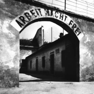 <p>On 24 November 1941, Theresienstadt, a concentration camp and ghetto, was established.</p>