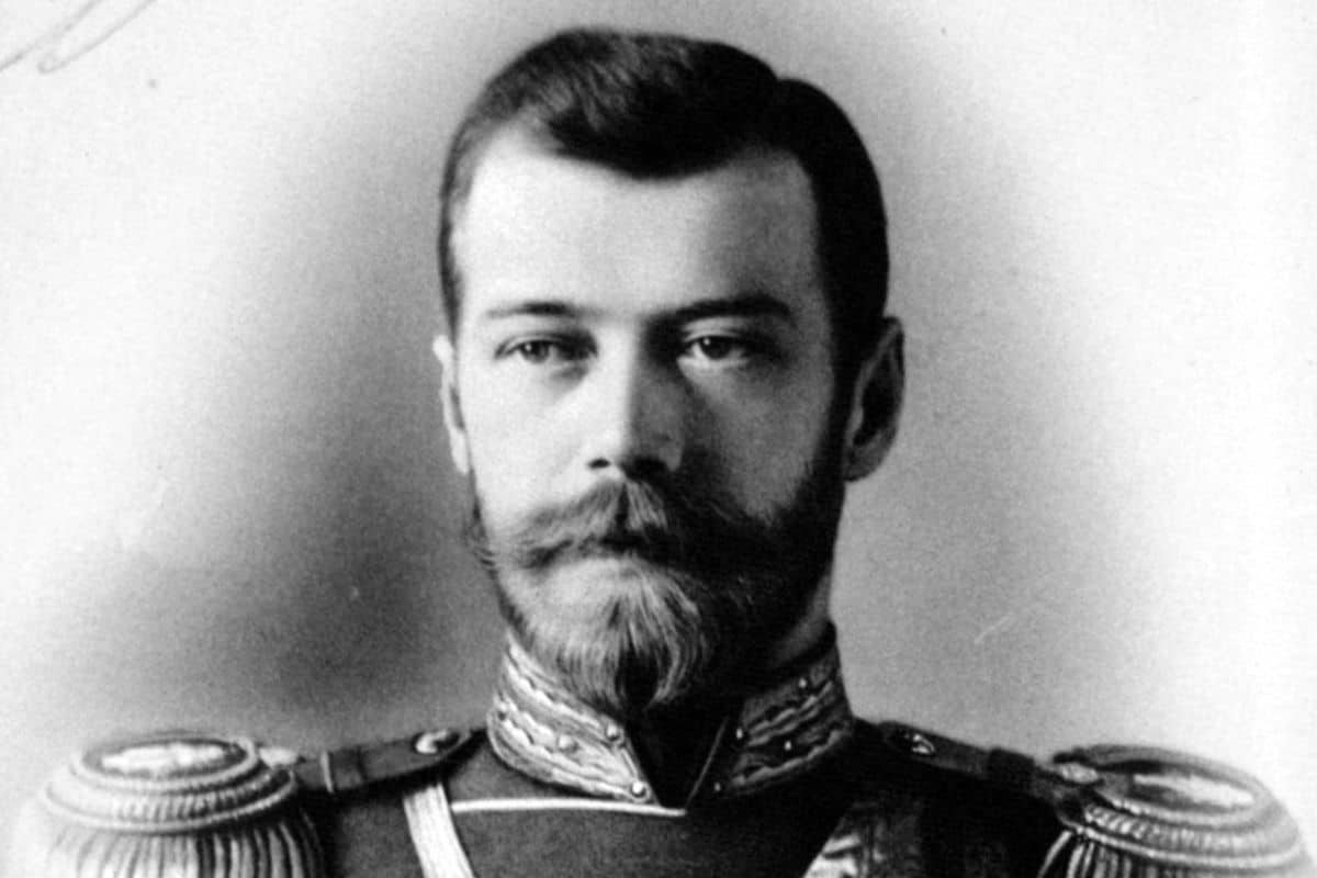 Tsar Nicholas II was the last Tsar of Russia before its revolution in 1917. His government implemented many antisemitic laws. This led to a huge emigration of Jews from Russia.