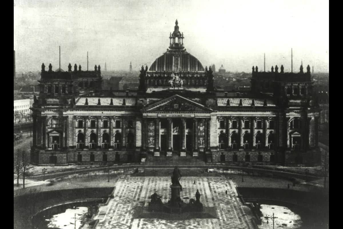 The Reichstag was the lower house of the new Weimar Republic's parliament. The Reichstag met in the building pictured here, also named the Reichstag, in Berlin.
