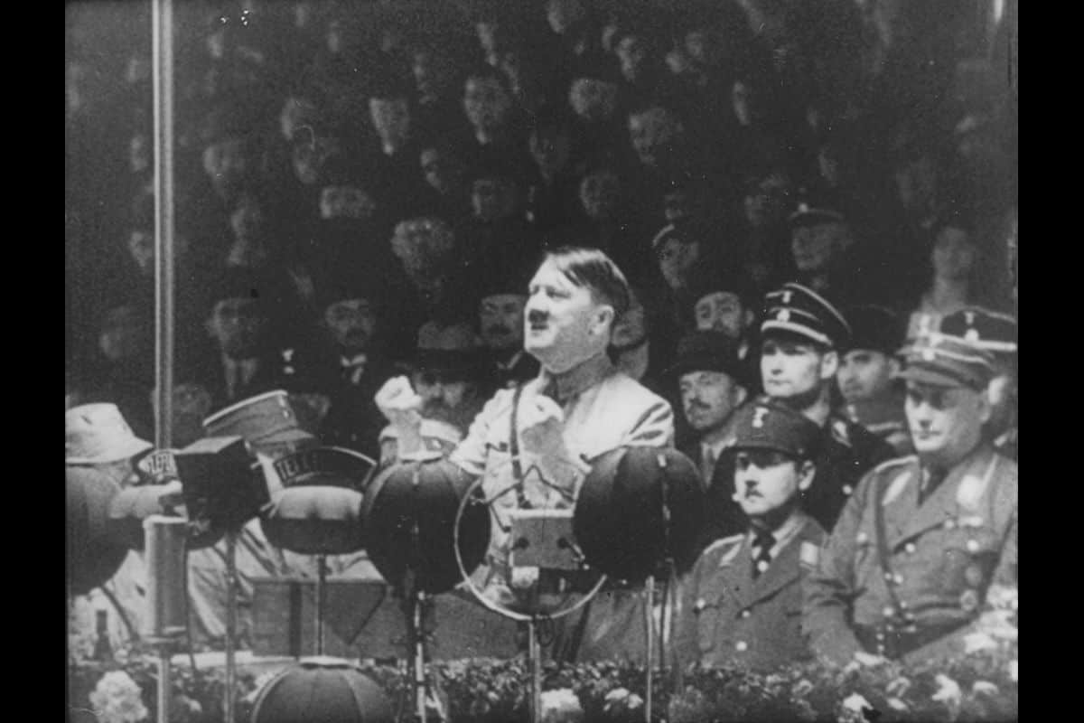 Hitler's oratory skills were highly regarded, and attracted crowds of people. His speeches are seen as one of the key reasons for the rise in popularity of the Nazi Party in its early years.