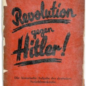 <p>On 22 June 1933, the Nazis banned the Social Democratic Party of Germany.</p>