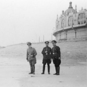 <p>On 10 May 1940, German forces invaded the Netherlands, Belgium, France, and Luxembourg. </p>