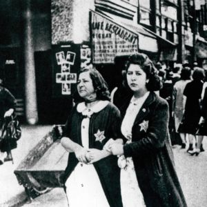 <p>On 3 October 1940, shortly after its defeat, France introduced its first antisemitic law under occupation - the Statut de Juifs. </p>