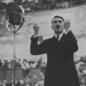 <p>On 19 August 1934, Hitler abolished the office of president and declared himself Führer of the German Reich and People.</p>