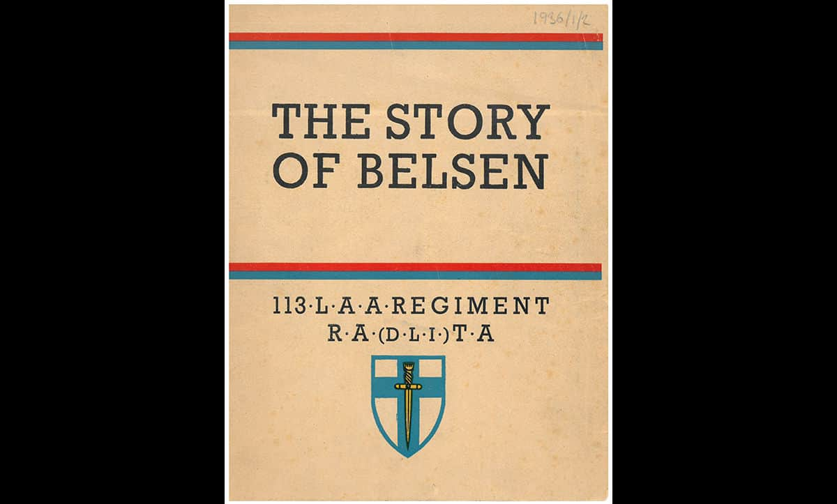 The liberation of Bergen-Belsen was widely reported with shock and horror. This post-war account was written by Captain Andrew Pares, an officer in the British Army.