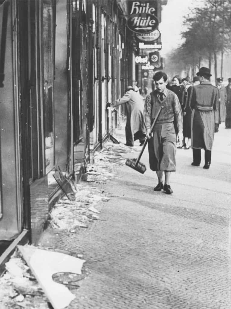 November Pogrom – Kristallnacht