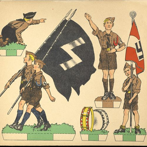 image for Childhood in Nazi Germany
