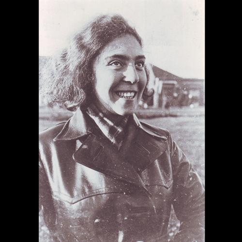 Tosia Altman, date unknown.