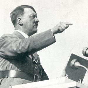 <p>On 30 April 1945, Hitler took his own life in his bunker underneath the Reich chancellery in Berlin.</p>