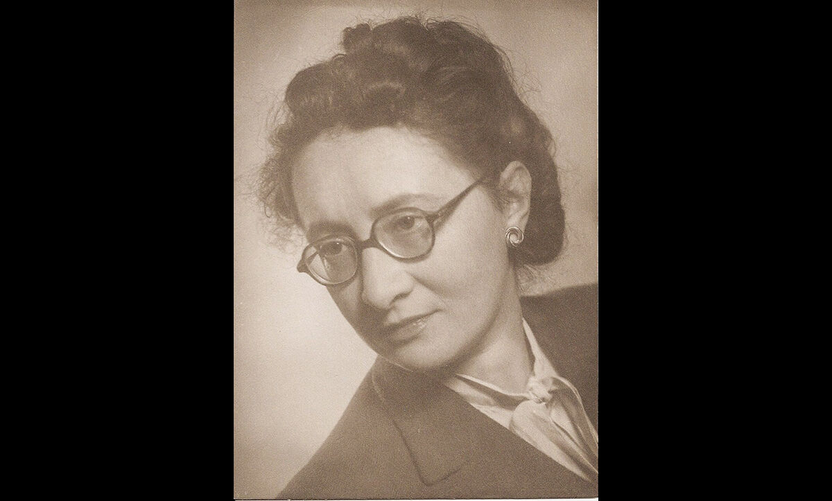 Mathilde Kibel (née Pollaczek) was a German Jewish refugee who arrived in Britain on 26 June 1939. Following the outbreak of war, she was registered as an enemy alien and, on 18 July 1940, interned on the Isle of Man.