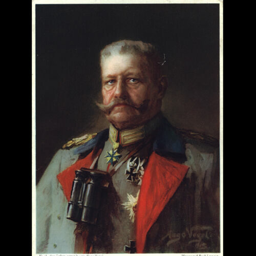 Paul von Hindenburg was the president of the Weimar Republic from the 12 May 1925 until his death on the 2 August 1934.